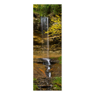 Munising Falls, Michigan Business Cards