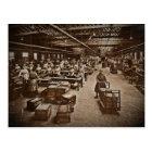 Munitions Box Factory Women Postcard