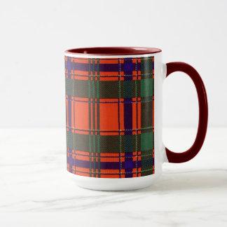 Munro clan Plaid Scottish tartan Mug
