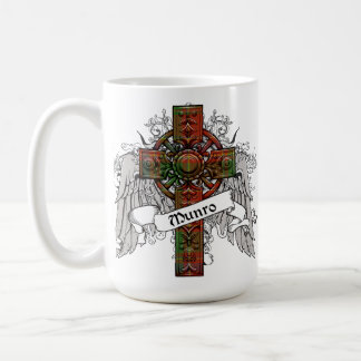 Munro Tartan Cross Mug
