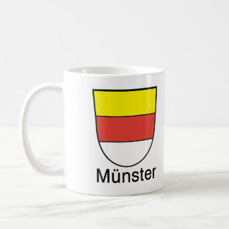 Munster Germany coffee mug