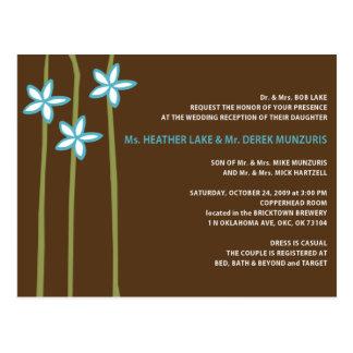 MunzurisInvite1 Postcard