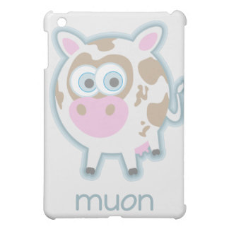 Muon Particle Cow Case For The iPad Mini