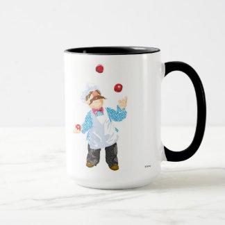 Muppets' Swedish Chef Juggling Mug