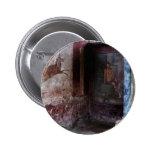 Mural at Pompeii Pinback Button