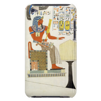 Mural from the Tombs of the Kings of Thebes, disco Barely There iPod Case
