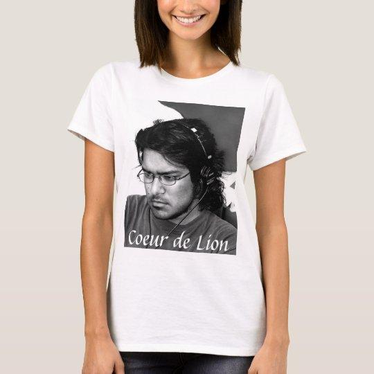 Murali Thalluri's film 2:37, ladies baby-doll T-Shirt