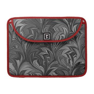 """""""Murano bianco e nero"""" Sleeves For MacBooks"""