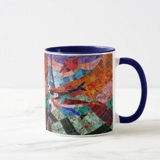 Murano Mosaic Mug