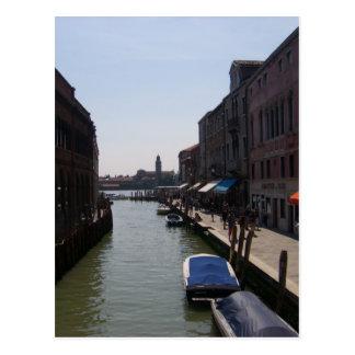 Murano - postcard