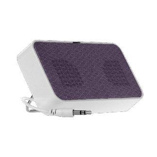 MURASAKI - Japanese tabi-style purple - ahead unev Notebook Speakers