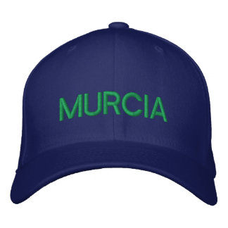 Murcia Cap Embroidered Hat