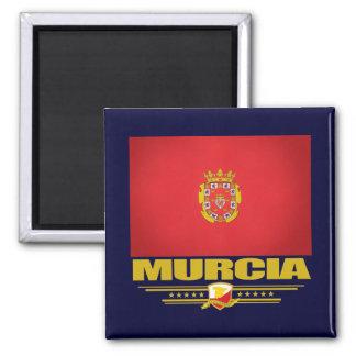 Murcia Square Magnet