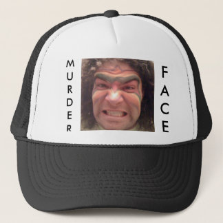 MURDERFACE Trucker Hat