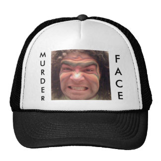 MURDERFACE Trucker Hat