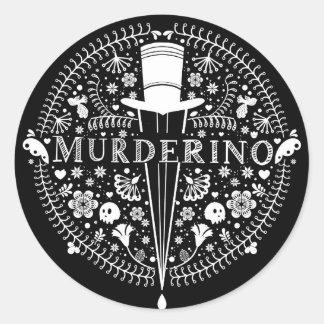 Murderino Stickers