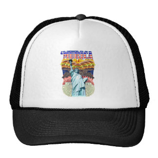 'MURICA! American pride, liberty lovin' folks wear Cap