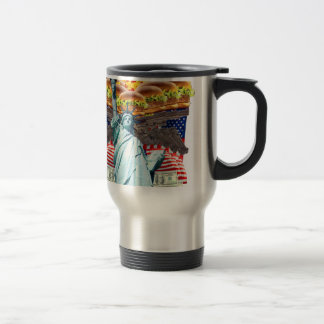 'MURICA! American pride, liberty lovin' folks wear Coffee Mugs