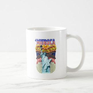 'MURICA! American pride, liberty lovin' folks wear Mugs