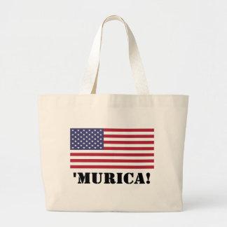 'Murica! Tote Bags