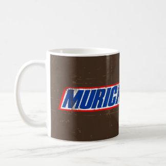 Murica Basic White Mug