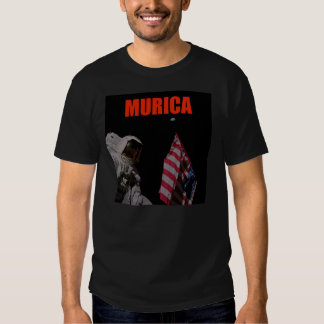 Murica conquers the moon tees