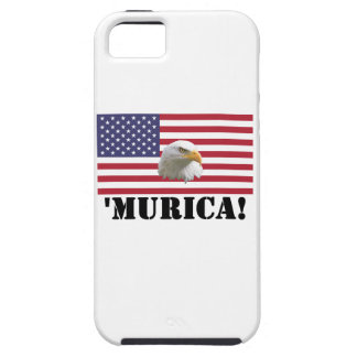 Murica Eagle Cover For iPhone 5/5S