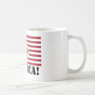 Murica Eagle Coffee Mug