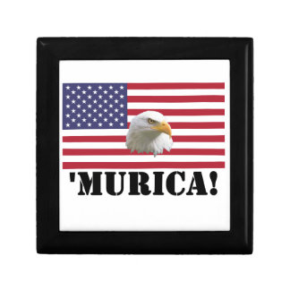Murica Eagle Gift Boxes