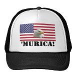 Murica Eagle Hats