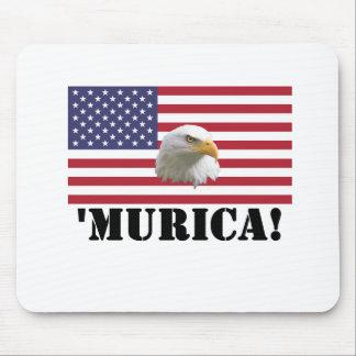 Murica Eagle Mousepad