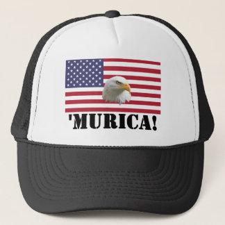 Murica Eagle Trucker Hat