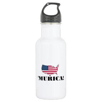 Murica Flag 532 Ml Water Bottle