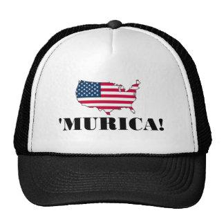 Murica Flag Cap