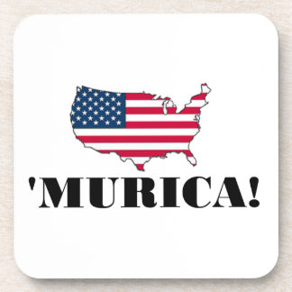 Murica Flag Coasters