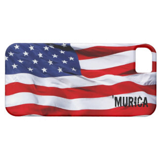 MURICA Flag iPhone 5 Case-Mate Protector