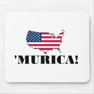 Murica Flag Mousepad