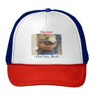'Murica! I Got You, Bruh. Cap