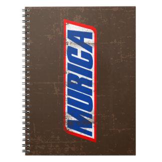 Murica Note Books
