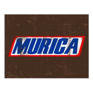 Murica Postcard