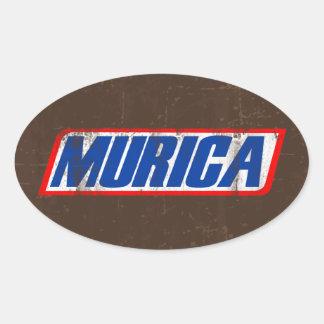 Murica Sticker