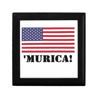 Murica Trinket Box