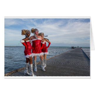 Muriels on the Pier Holiday Card