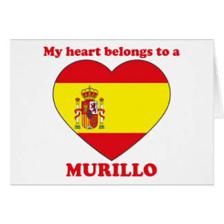 Murillo Greeting Cards