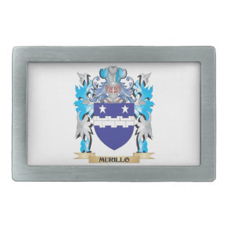 Murillo Coat of Arms - Family Crest Belt Buckles