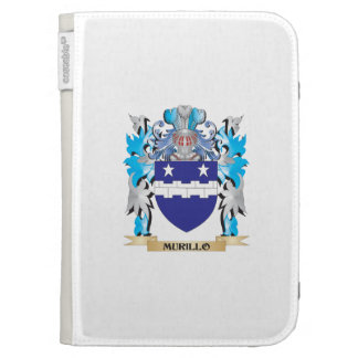 Murillo Coat of Arms - Family Crest Kindle 3G Covers