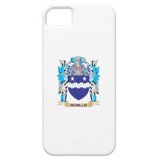 Murillo Coat of Arms - Family Crest iPhone 5/5S Case