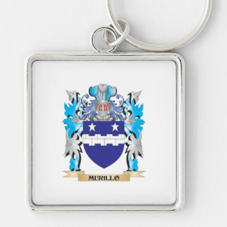 Murillo Coat of Arms - Family Crest Key Chain