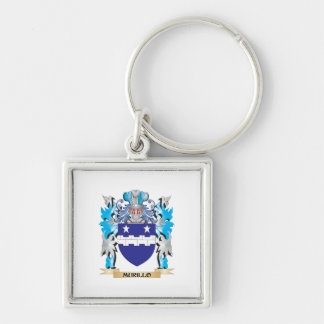 Murillo Coat of Arms - Family Crest Keychains