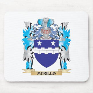 Murillo Coat of Arms - Family Crest Mousepads